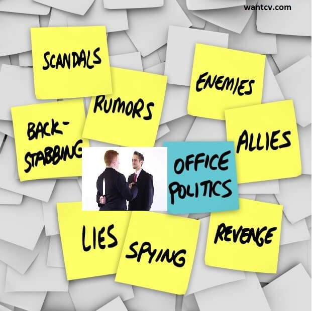 Office politics and how to deal with it
