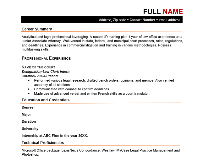 Resume templates word free download- Artistic Resume Template