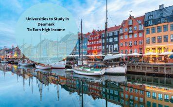 study in denmark universities