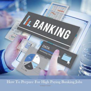 High Paying Banking Jobs